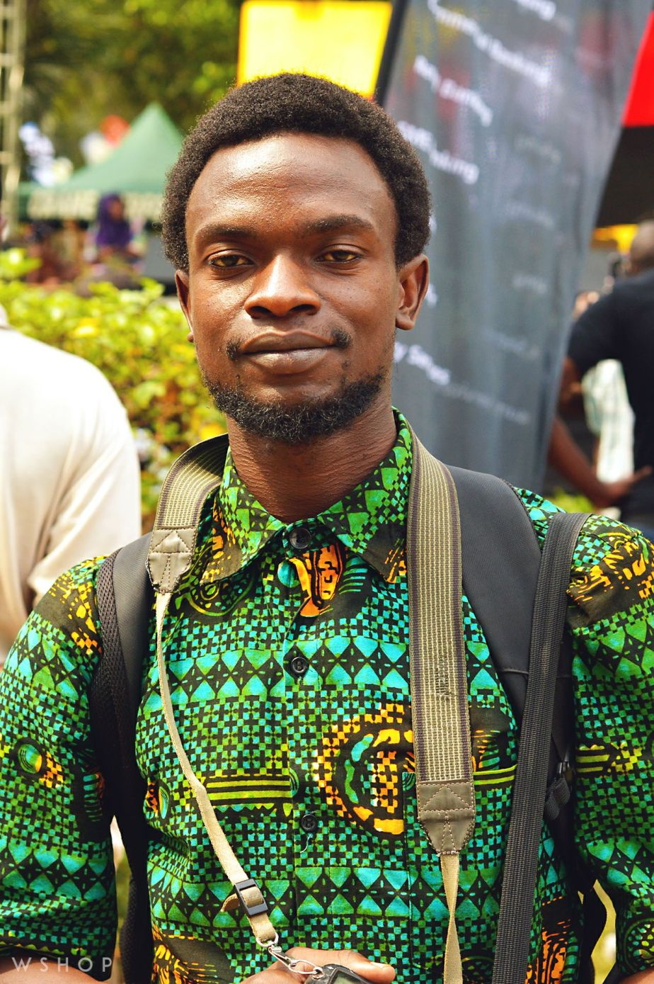 256faces: Katumba Badru